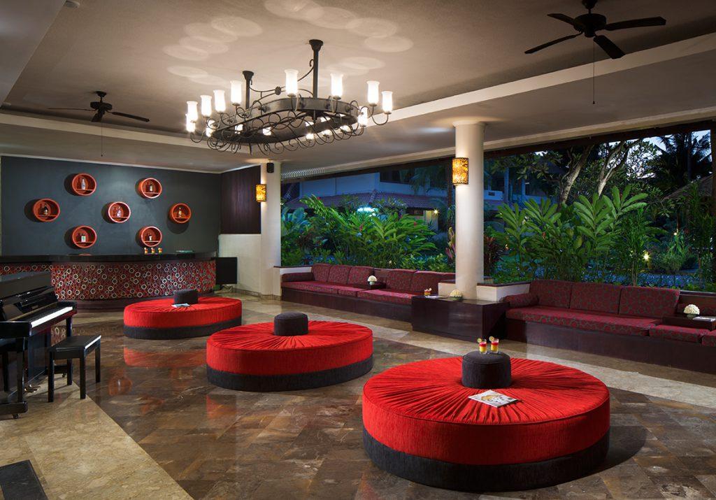 White Rose Resort in Kuta - Lobby - Kuta Hotel Promo