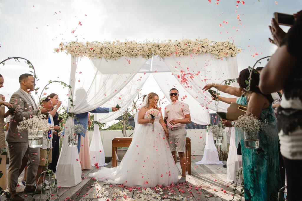 Wedding in Bali at Sun Island Hotel - Wedding Event in Bali