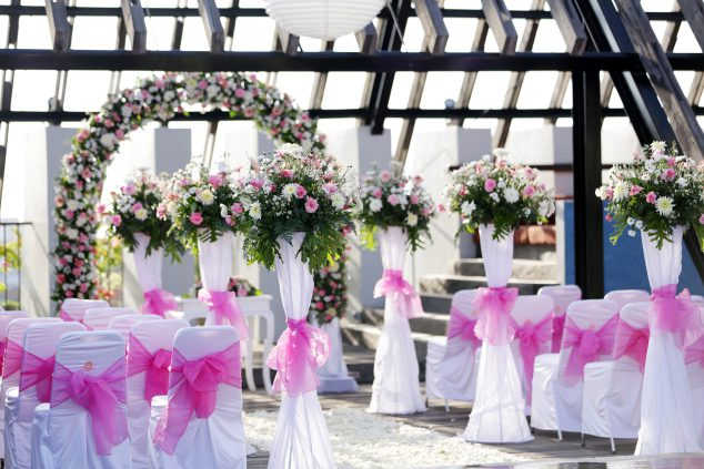 Wedding in Bali at Sun Island Bali Hotel - Wedding Venue 1