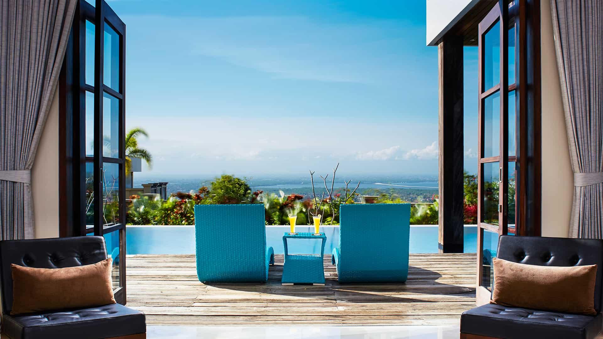 Sun Island Bali, Goa Gong Uluwatu Suites and Villa, Banner