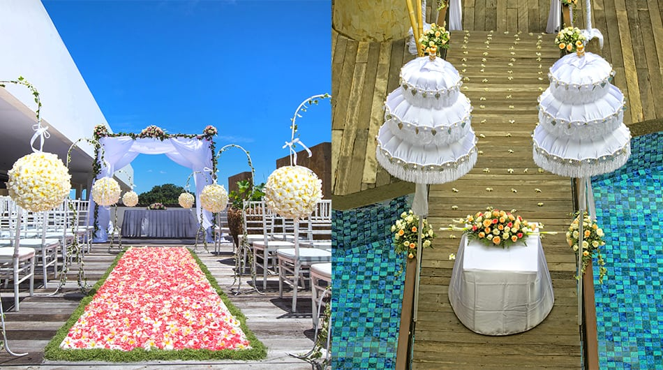 Kuta Bali Wedding Venue - Sun Island Hotel