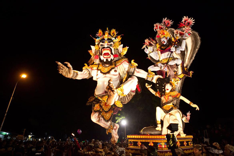 Balinese Culture Nyepi
