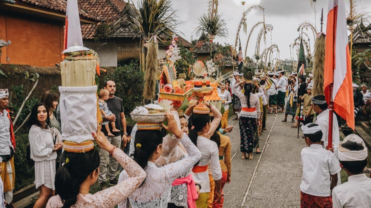 Temples to Visit in Bali
