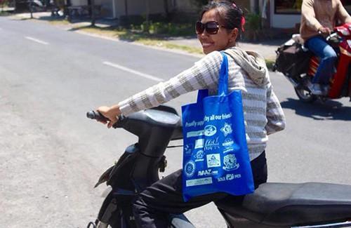 Bali Banned Plastic Bag Resized | Sun Island Bali