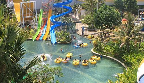 Circus Waterpark | Sun Island Bali