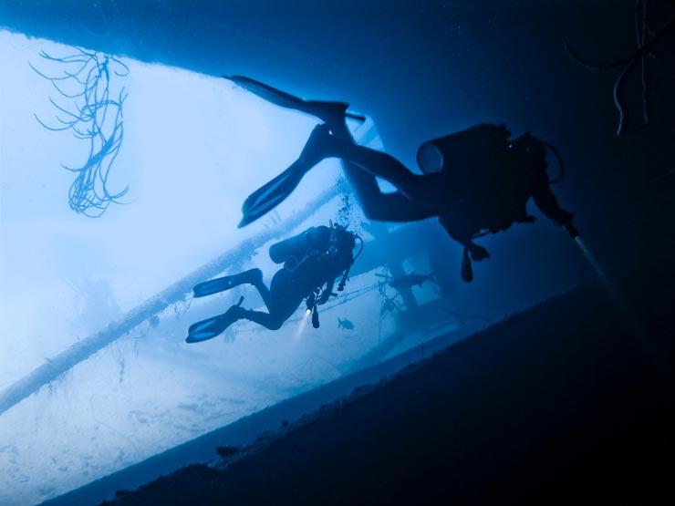 Dive Sites in Bali