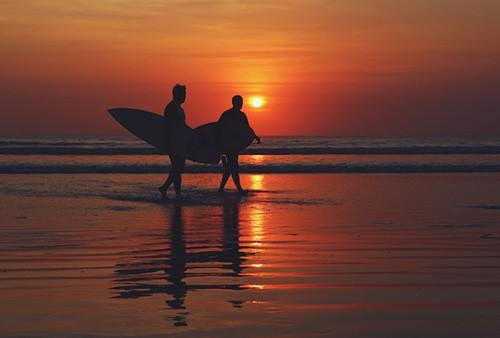 Surf in Bali | Sun Island Bali