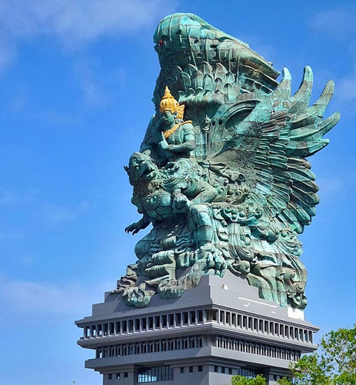 Other Side of Garuda Wisnu Kencana | Sun Island Bali